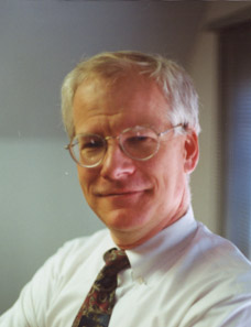 Portrait of Robert J. Yarbrough a patent attorney located in Media, Pennsylvania.